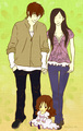 Family Fanart - edward-bella-and-renesmee fan art