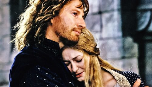 Faramir and Eowyn - lord-of-the-rings Photo
