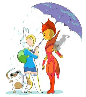 Fionna and FP