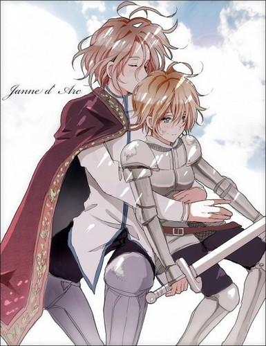 France x Jeanne