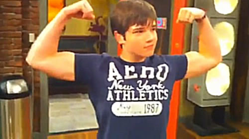 nathan kress muscles. freddie benson images wallpaper and background photos nathan kress muscles a