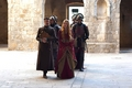 Game Of Thrones Season 2 Production Still: Cersei &amp; Petyr 'Littlefinger' Baelish  - lena-headey photo