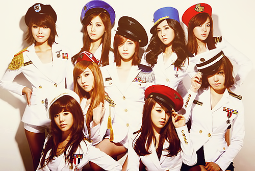 Girls Generation!☆
