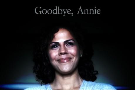Good Bye Annie <3