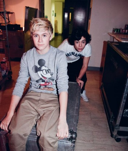 Harry & Niall