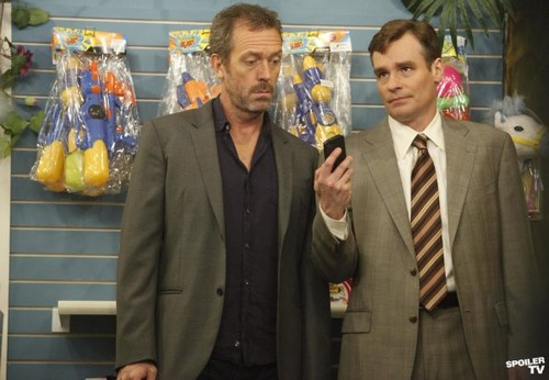 House - Episode 8.16 - Gut Check - Promotional Photo - house-md Photo