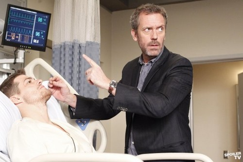 House - Episode 8.16 - Gut Check - Promotional 照片