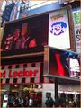 How to Rock Billboard in Times Square, New York City