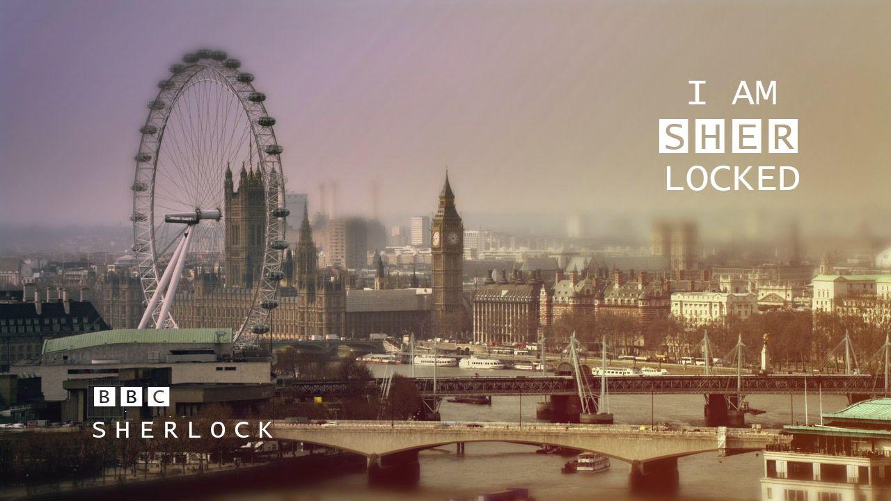 London Sherlock Wallpaper i am Sherlocked Sherlock