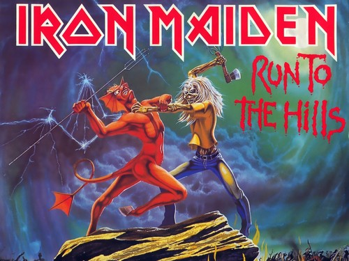 Iron Maiden wallpaper with anime titled Iron Maiden