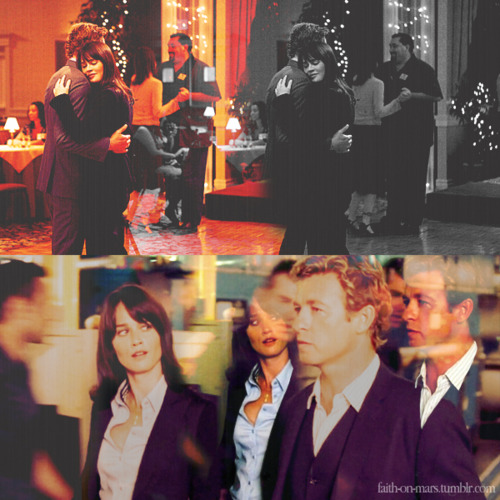 Jane and Lisbon ღ