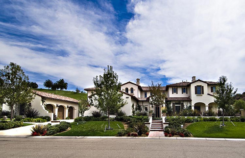 JB calabasas new house - justin-bieber Photo