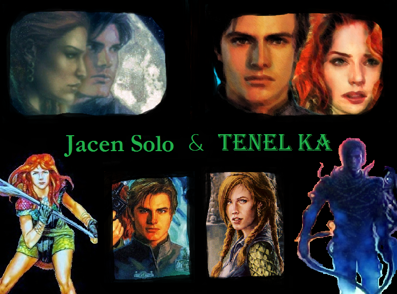 Jacen Tenel Ka Wallpaper The Solo Family Photo 30087328 Fanpop