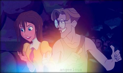 Jane & Milo! ♥