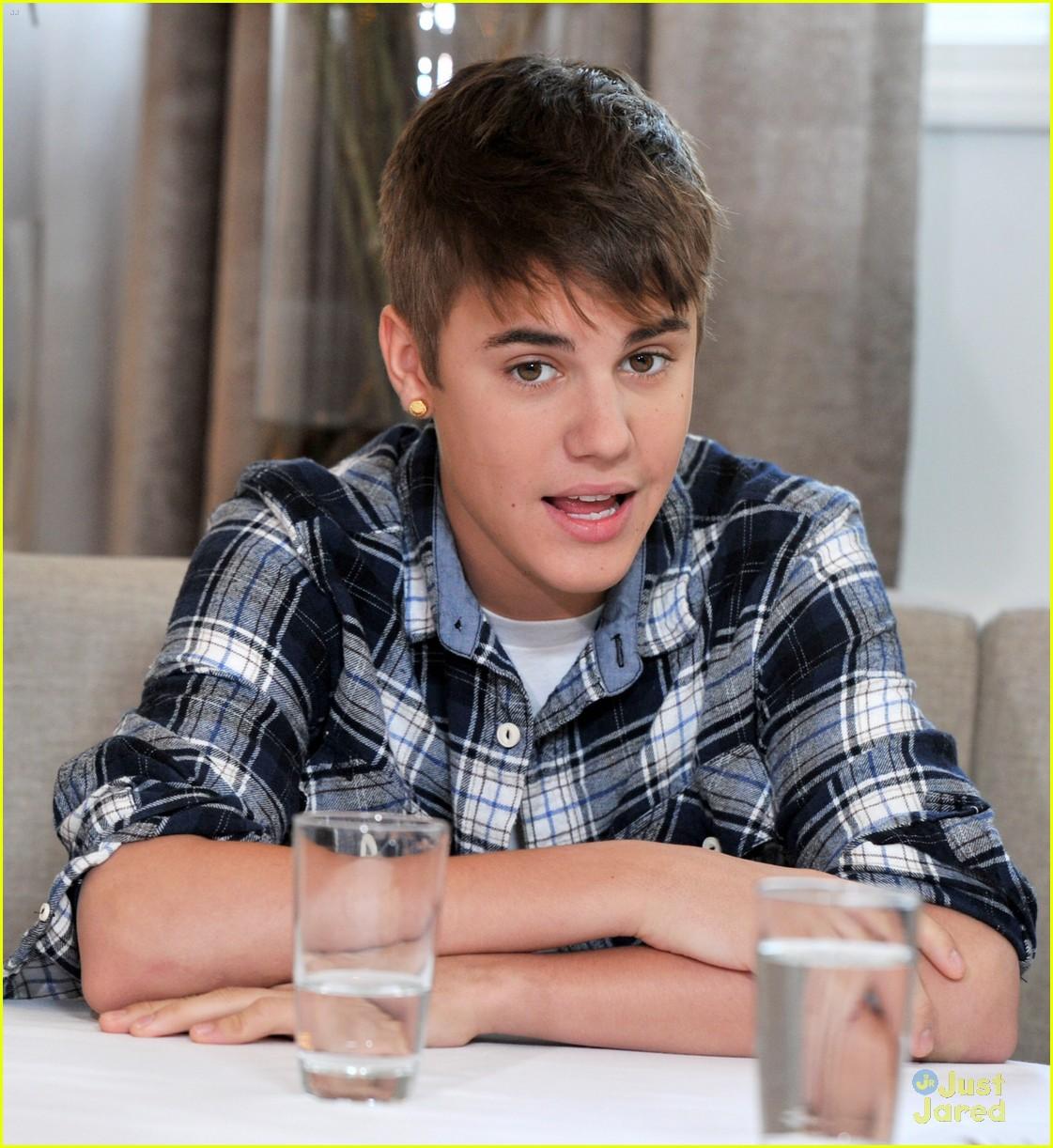 Justin Bieber: Elvis Duran Interview