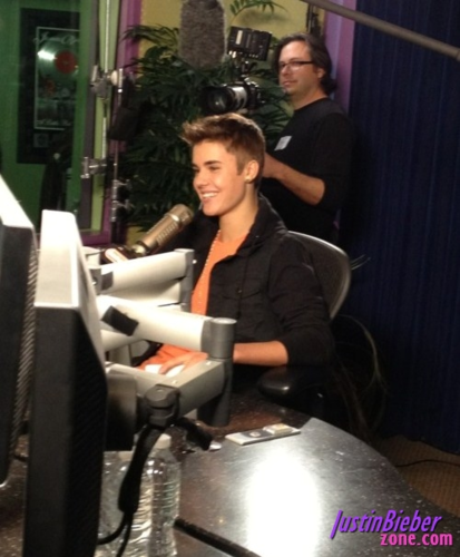 Justin'sRadioDisney Interview
