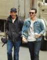 Kevin and Joe 2012 - kevin-jonas photo