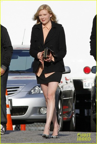 Kirsten Dunst: Joyful hari on 'Bling Ring'