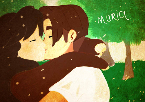 Kiss Under the Snow