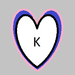 Kowalski's heart - penguins-of-madagascar icon