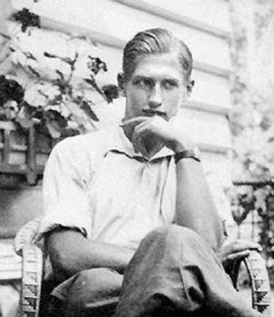 Krzysztof Kamil Baczyński(January 22, 1921 – August 4, 1944)