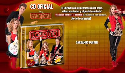 La Gira soundtrack