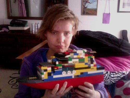 LegoBattleShip