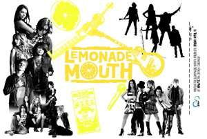 Lemonade Mouth wallpaper possibly containing anime titled Lemonade Mouth