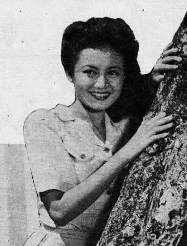 Lilian Velez (March 3, 1924 — June 26, 1948)