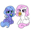 Long Ago - my-little-pony-alicorn fan art