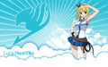 Lucy - fairy-tail wallpaper