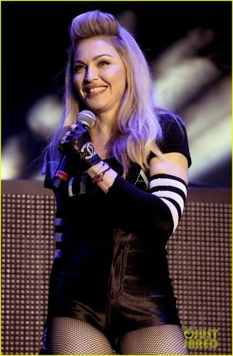 Madonna: Ultra musik Festival Appearance