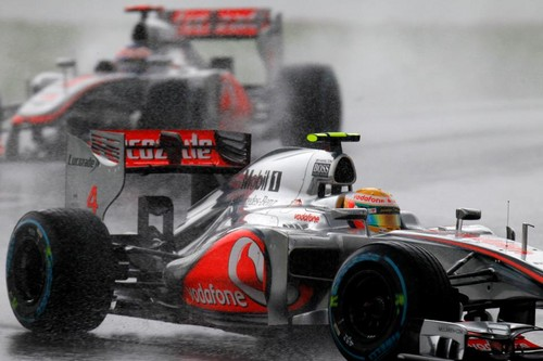 Malaysian GP 2012 - jenson-button Photo