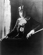 Marie-Juliette Olga Lili Boulanger(21 August 1893 – 15 March 1918)