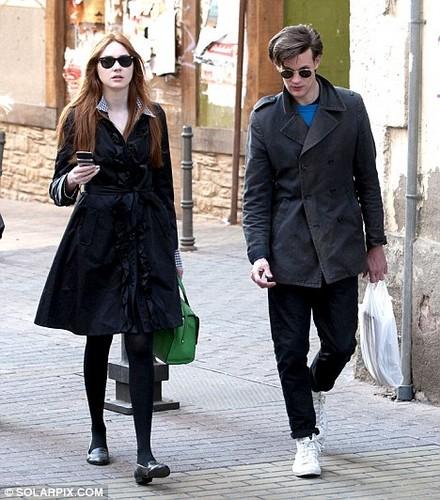 Matt & Karen 2012 <3