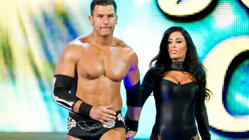 Maxine and Johnny Curtis:WWE's Power Couples