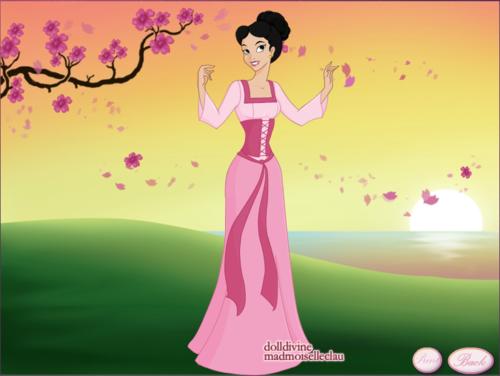 Mei (Mulan II)