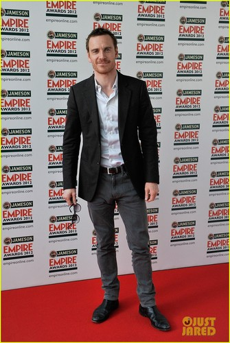 Michael Fassbender: Empire Awards