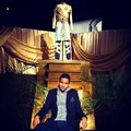 "Michael Jackson's nephew Jaafar Jackson at Michael Jackson Immortal ""Remeber The Time"" - michael-jackson photo"