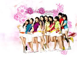 My favorite K-POP Girls Generation (SNSD)