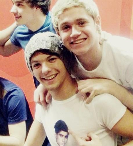 Niall & Louis ♥