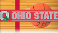 OHIO STATE BASKETBALL ON A COURT