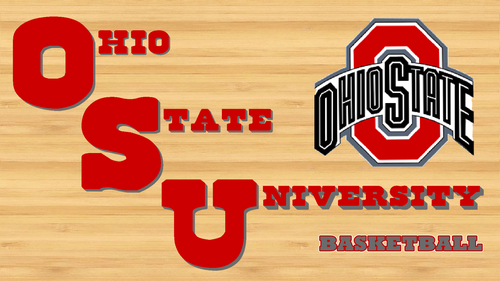 Ohio State universidad baloncesto fondo de pantalla called OHIO STATE universidad baloncesto