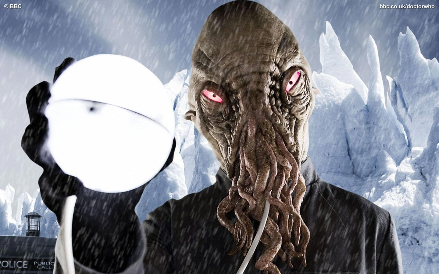 the creatures of doctor - photo #1