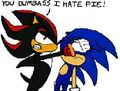 PIE!!! Part 6 - shadow-the-hedgehog photo
