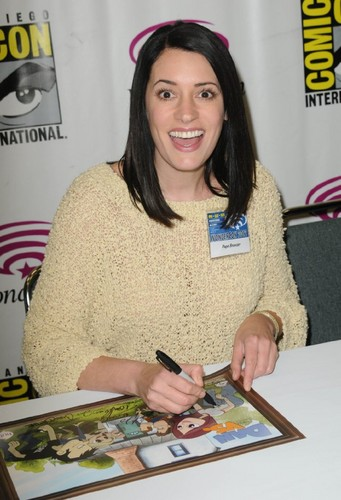 Paget at WonderCon 2012