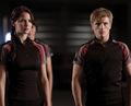 Peeta and Katniss - katniss-everdeen photo