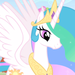 Princess Celestia - my-little-pony-alicorn icon