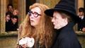Professor Trelawney and McGonagall