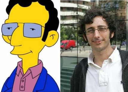 Real Artie Ziff - the-simpsons Photo